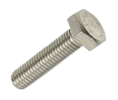 Stainless Steel Hex Bolt (In MM)